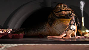 COMMISSION - Rotta the Hutt #8 of 8