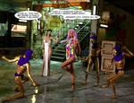 COMMISSION - Arabian Saber Dance