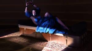 COMMISSION - Dalilya Held Captive