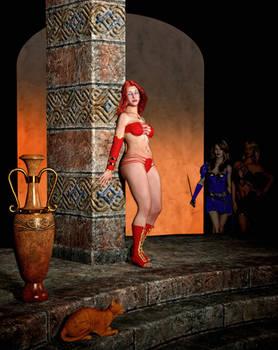 The Ayrdish Queen