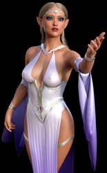 Elf Priestess or something like that