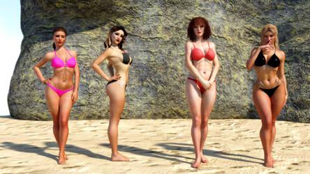 Bikini Beach #1