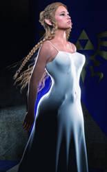 Zelda G8F Pinup #2