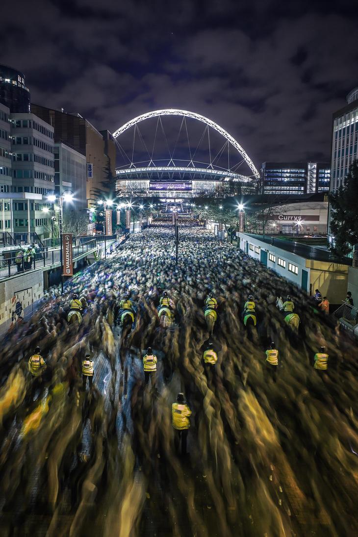 Wembley Flow by JaanusJ