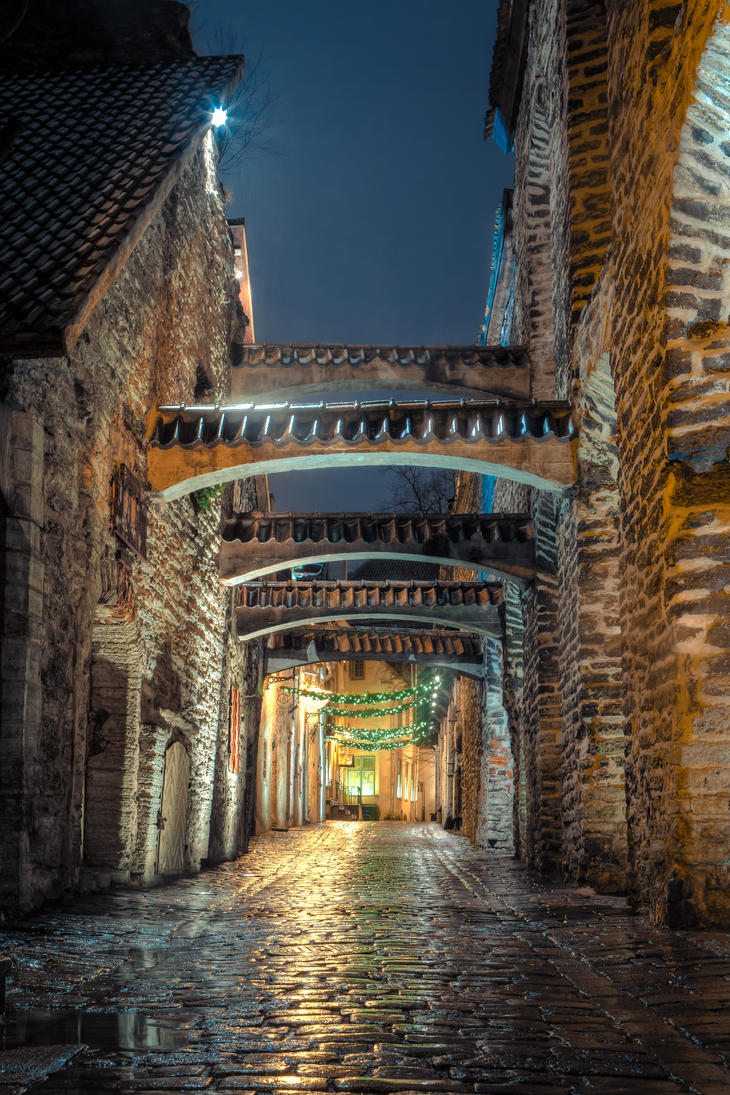 Catherine's Alley by JaanusJ