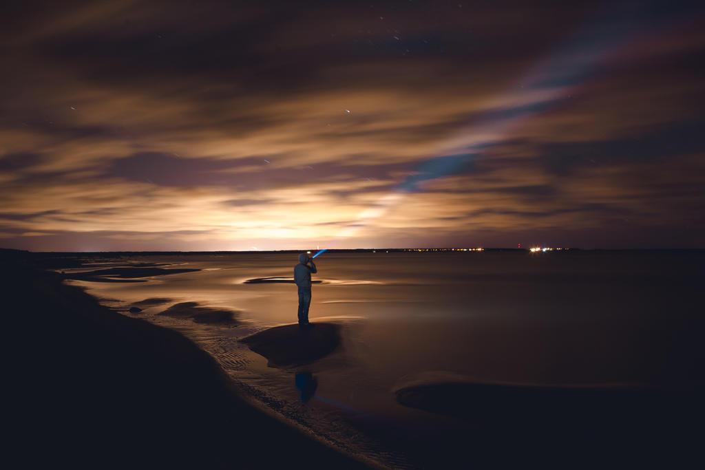 Light in the Dark by JaanusJ