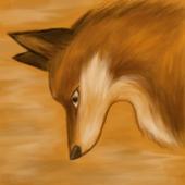 The fox by ValitaTheWolf
