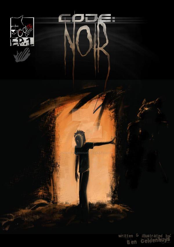 Code: Noir EP 1 Cover by Ben-G-Geldenhuys