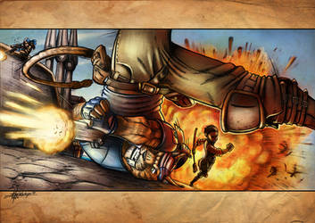 CS: EPIC BATTLE COLOURED by Ben-G-Geldenhuys