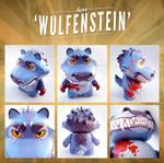 'Wulfenstein' Custom Munny