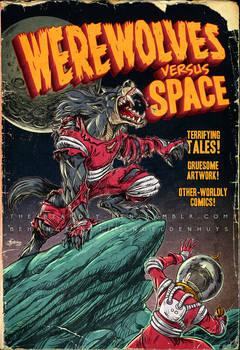 Werewolves VS. Space - COVER