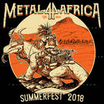 Metal4Africa Summerfest 2018 Design