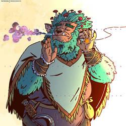 Jerry Goodberry - Good Druid Kush - 2021