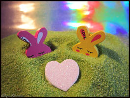 Bunny Love by KatyaBordachev