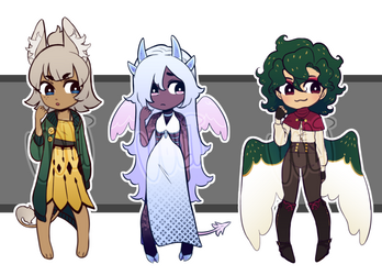 Misc Adopts [CLOSED]