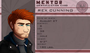 44th Hunger Games: Rex Cunning