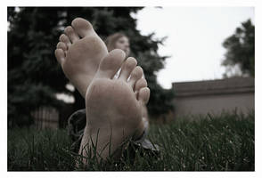 Got to wipe my feet off by eleanorrigby