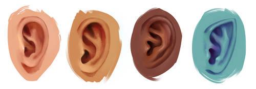 Ears by Dotswap