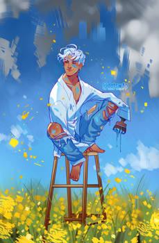 paint me summer