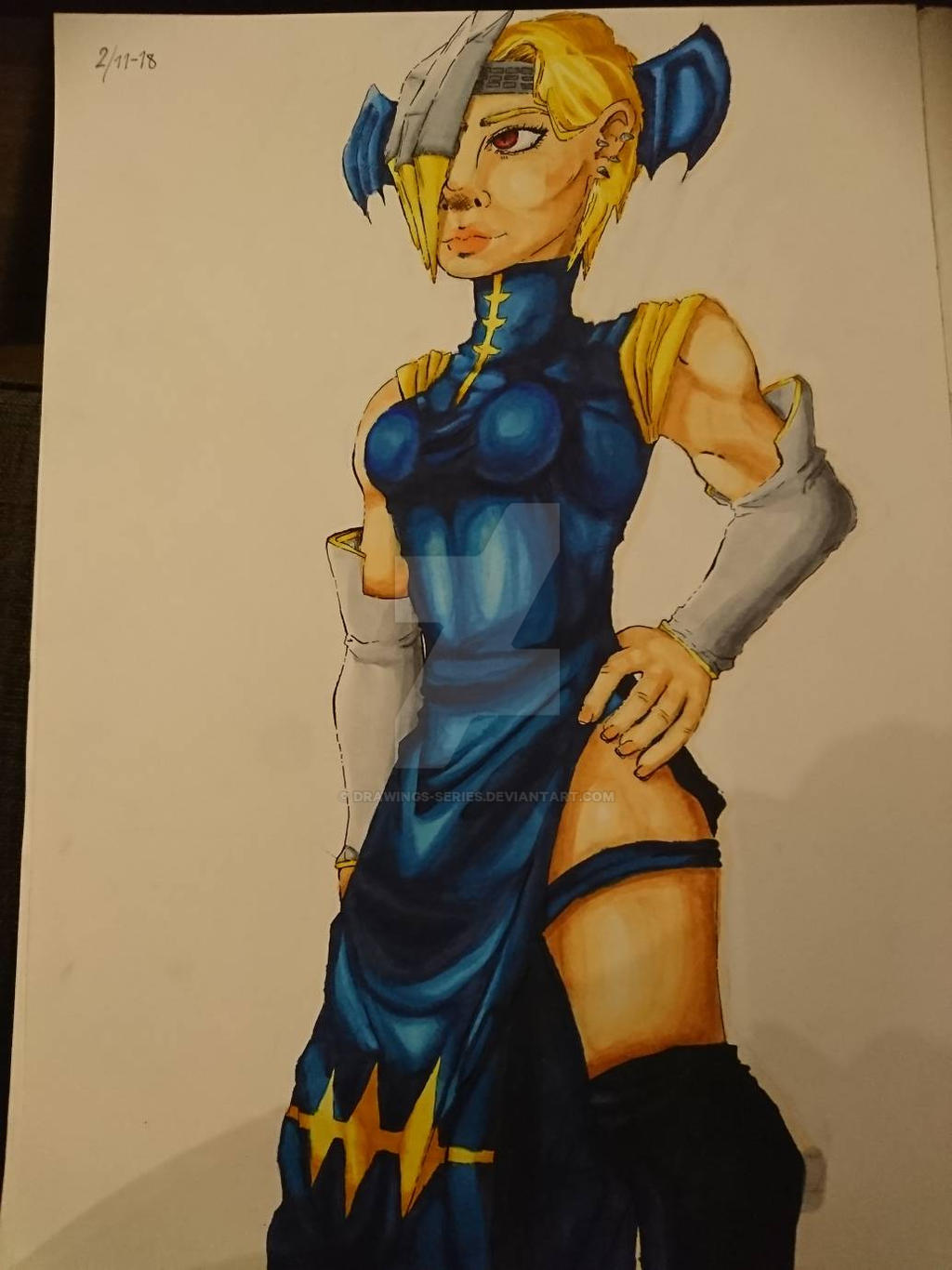 Ryukyu From Bnha By Drawings Series On Deviantart