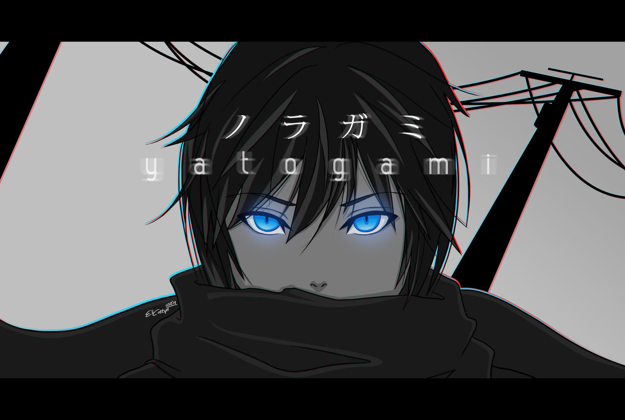 Noragami: Delivery God Yato by elicottyn on DeviantArt