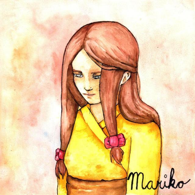 Hanabi Hyuga by Uchiha-Mariko