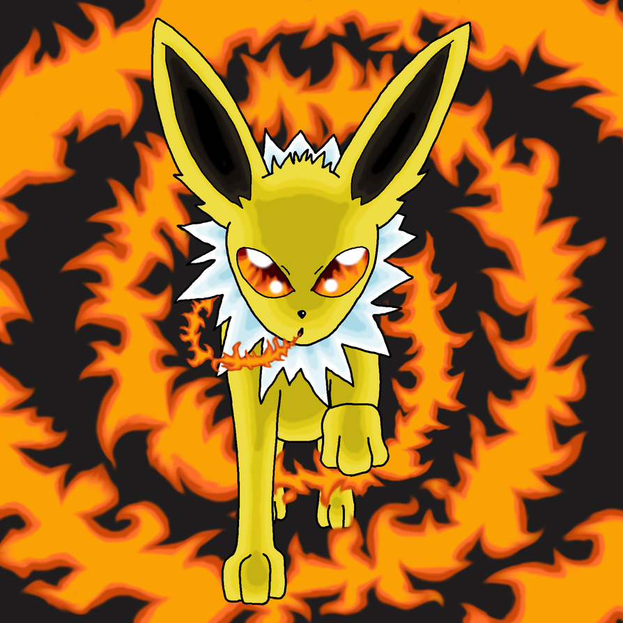 Flareon - Pokemon Red, Blue and Yellow Wiki Guide - IGN