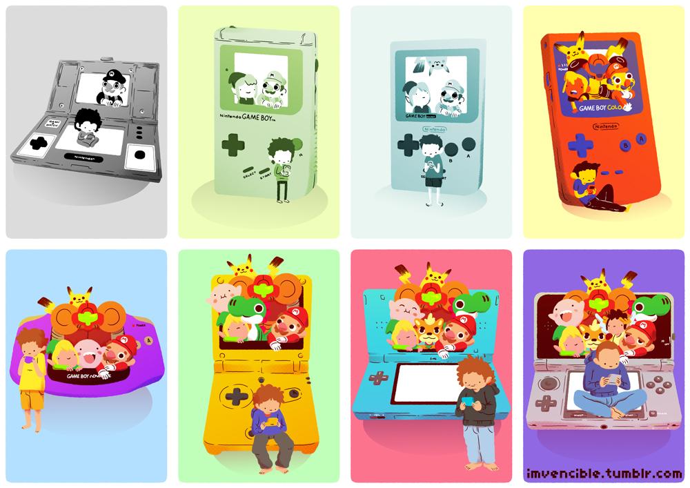 Raised by Nintendo by AF16