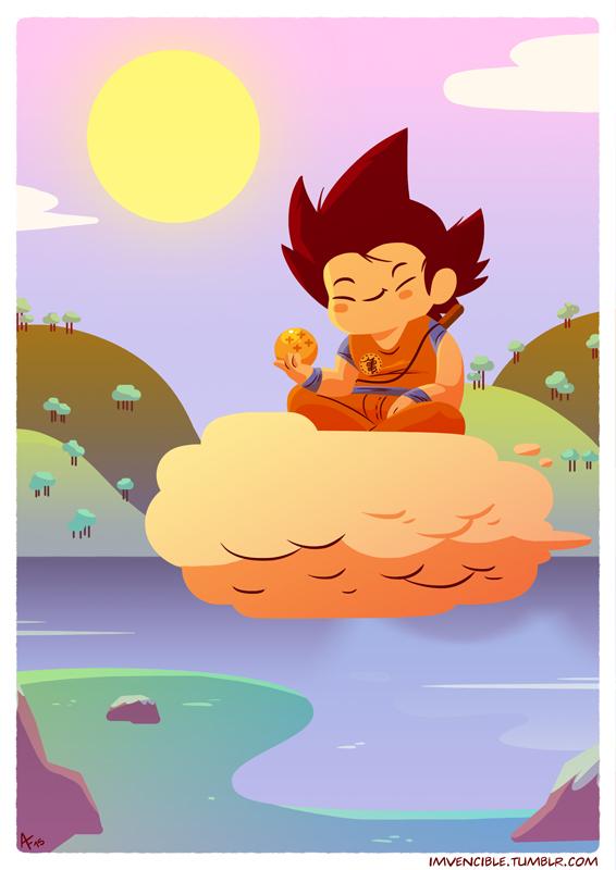 Goku by AF16
