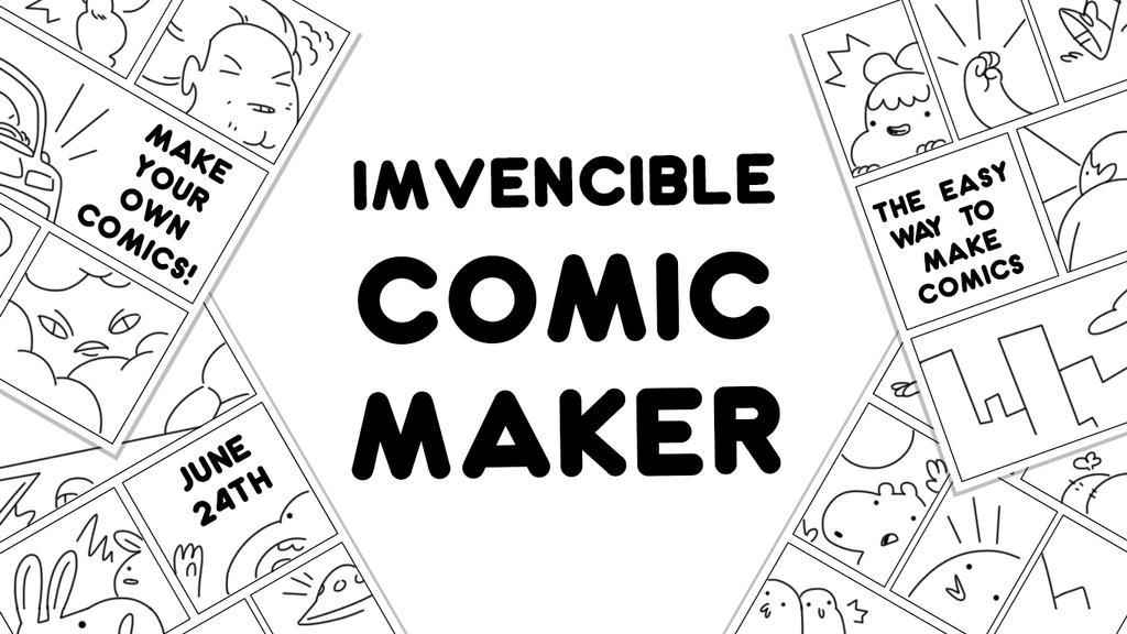Imvencible Comic Maker by AF16