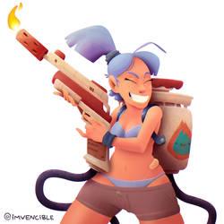 Pyro Girl