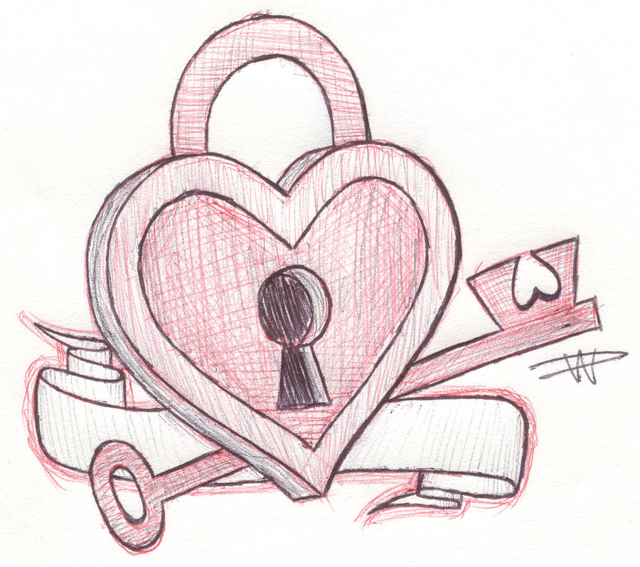 llotphavimo  Love Heart Sketch