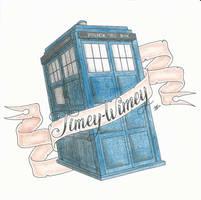 Timey-Wimey TARDIS