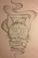 Page's Cat by FalloutLuver13