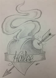 Hailee by FalloutLuver13