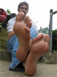 Male Feet (Wanna Worship)