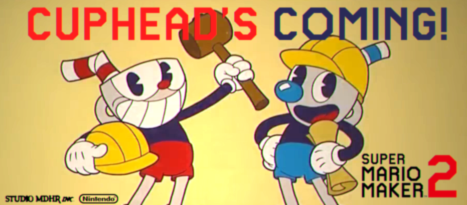 Cuphead's coming to Super Mario maker 2! by Walmaker on DeviantArt