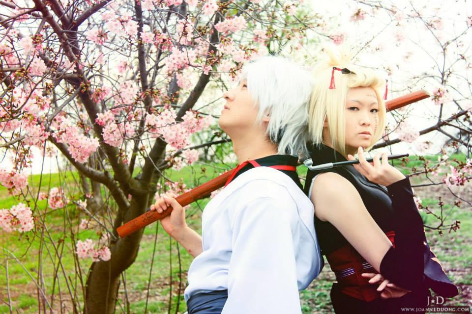 Under the sakuras by AoiMizuno