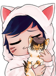 Kitty Chibi (requests are open)