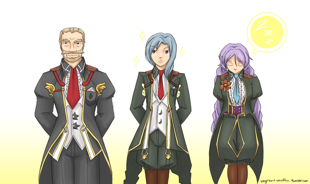 The Best Butlers by Munchkidd