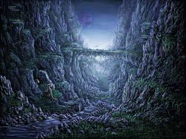 Traveki Wilds (3DS Art) by CritCorsac