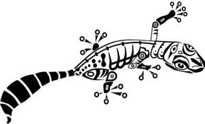 Haida-ish Gecko