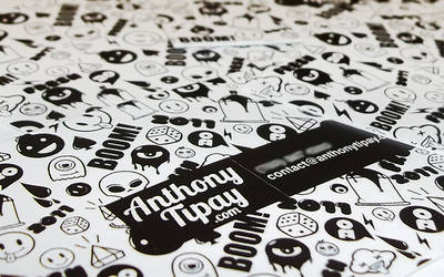 Pattern Business Cards