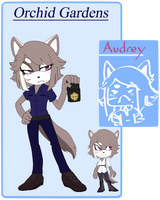 {OG} Audrey Application by YanYanii