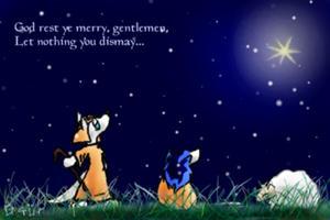 God rest ye merry gentlemen by Yakarin
