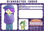 IB (Originally Miska) - Pokemon rainbow by InnocentBunny101