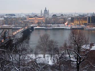 Budapest by glasschild