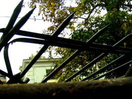 Ruins I by glasschild