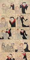 Another Stupid Twilight comic by CindarellaPop