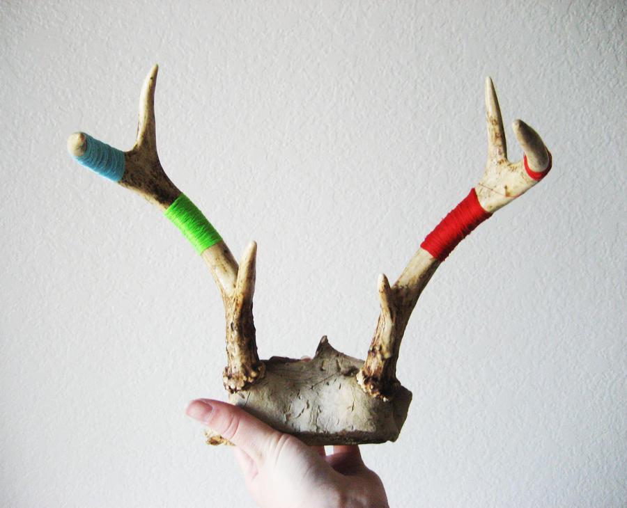 Antlers by CindarellaPop